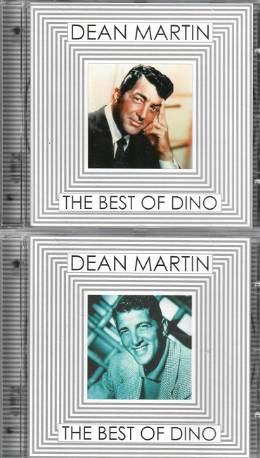 The best of Dino - Dean Martin - 2CD