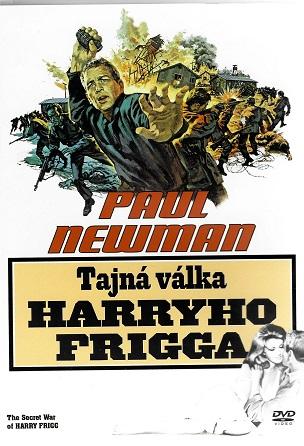 Tajná válka Harryho Frigga ( plast ) DVD