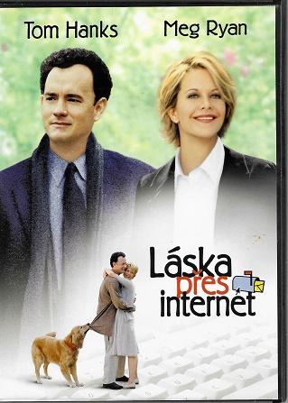 Láska přes internet ( plast ) DVD