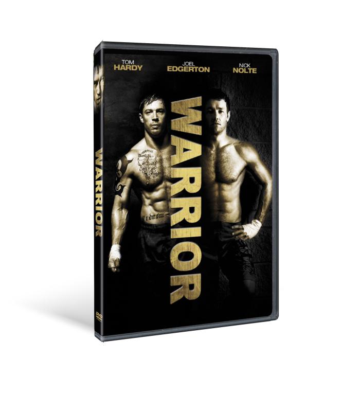 Warrior ( plast ) - DVD