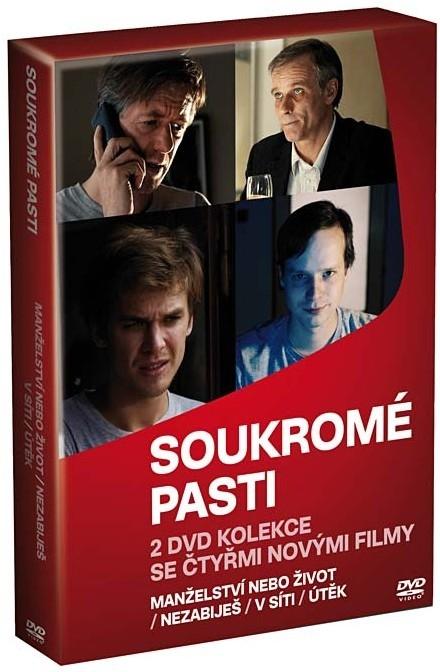 Soukromé pasti kolekce 2 DVDse čtyřmi novými filmy