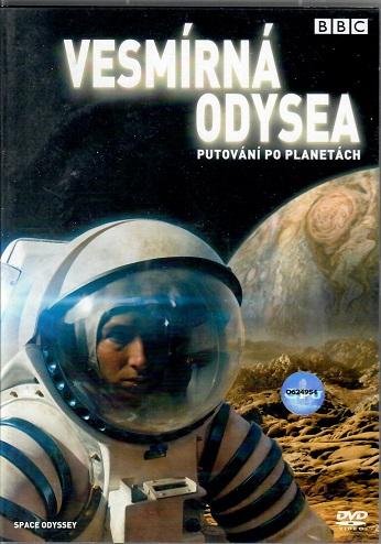 Vesmírná odysea - Putování po planetách  ( plast ) DVD