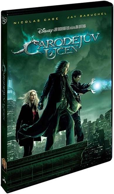 Čarodějův učeň - DVD