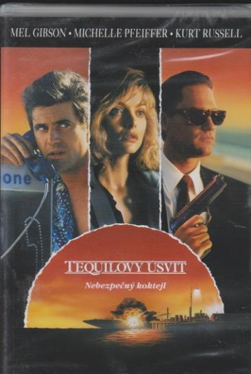 Tequilový úsvit / Tequila Sunrise - DVD