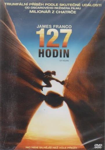 127 hodin - DVD