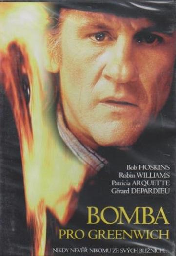 Bomba pro Greenwich - DVD