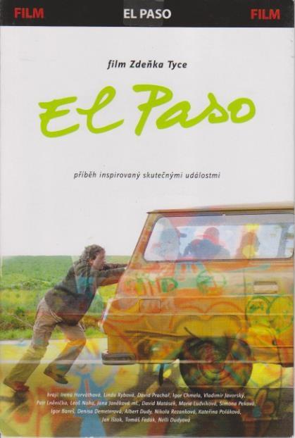 El paso - DVD