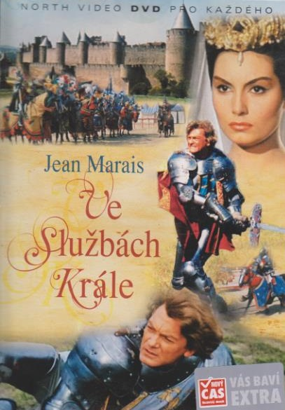 Ve službách krále (Jean Marais) - DVD