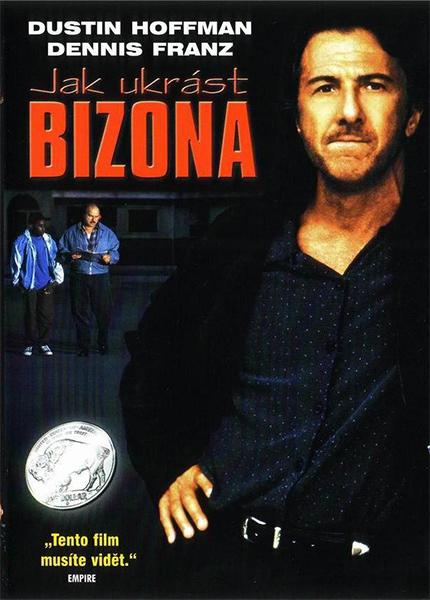 Jak ukrást bizona / Americký bizon ( plast ) - DVD