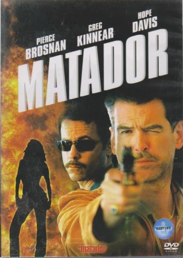 Matador - P.Brosnan - DVD