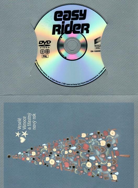 Bezstarostná jízda ( dárkový obal ) - DVD