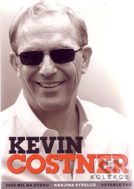 Kevin Costner - kolekce 3 filmů - DVD