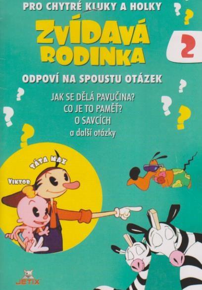 Zvídavá rodinka 2 - DVD