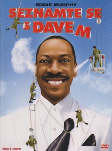 Seznamte se s Davem - DVD