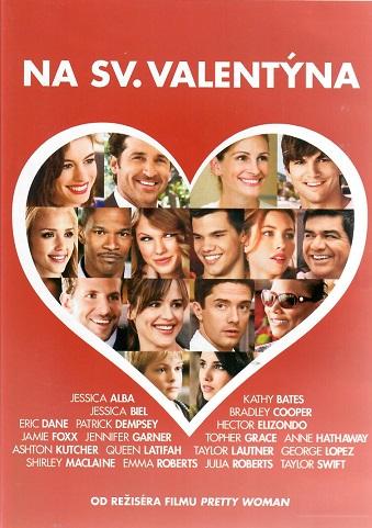 Na sv. Valentýna ( plast ) - DVD