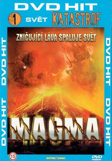 Magma ( pošetka ) DVD
