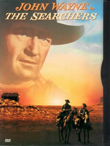 The Searchers / Stopaři ( originální znění s CZ titulky ) - plast DVD