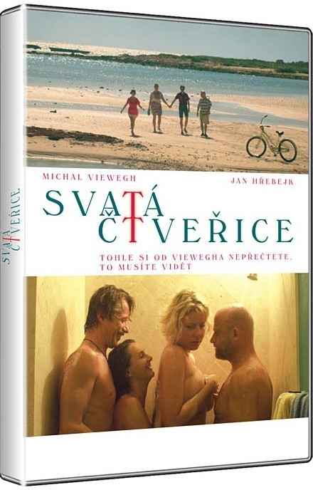 Svatá čtveřice - DVD