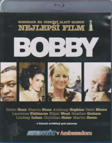 Bobby blu-ray