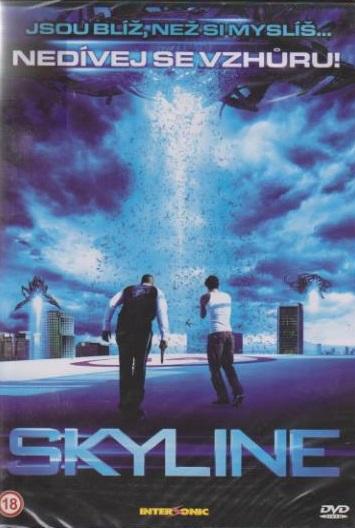 Skyline - DVD plast