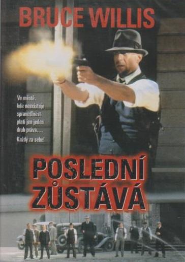 Poslední zůstává - DVD