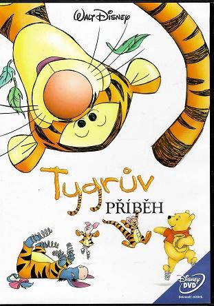 Tygrův příběh ( plast ) DVD