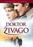 Doktor Živago - film s Omarem Sharifem - DVD