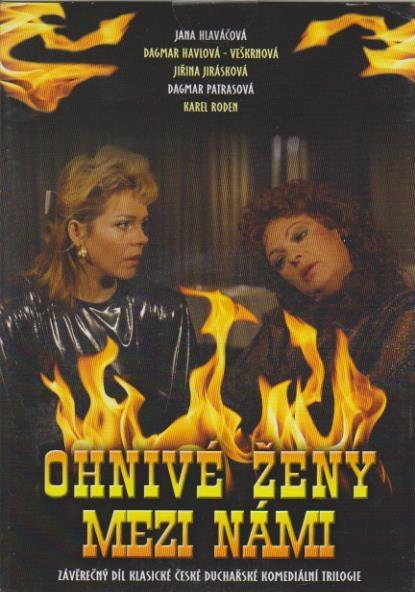 Ohnivé ženy mezi námi - DVD