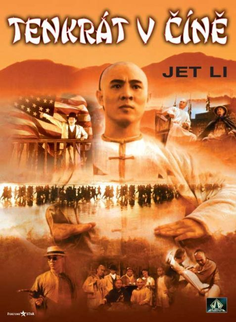 Tenkrát v číně ( digipack ) - DVD