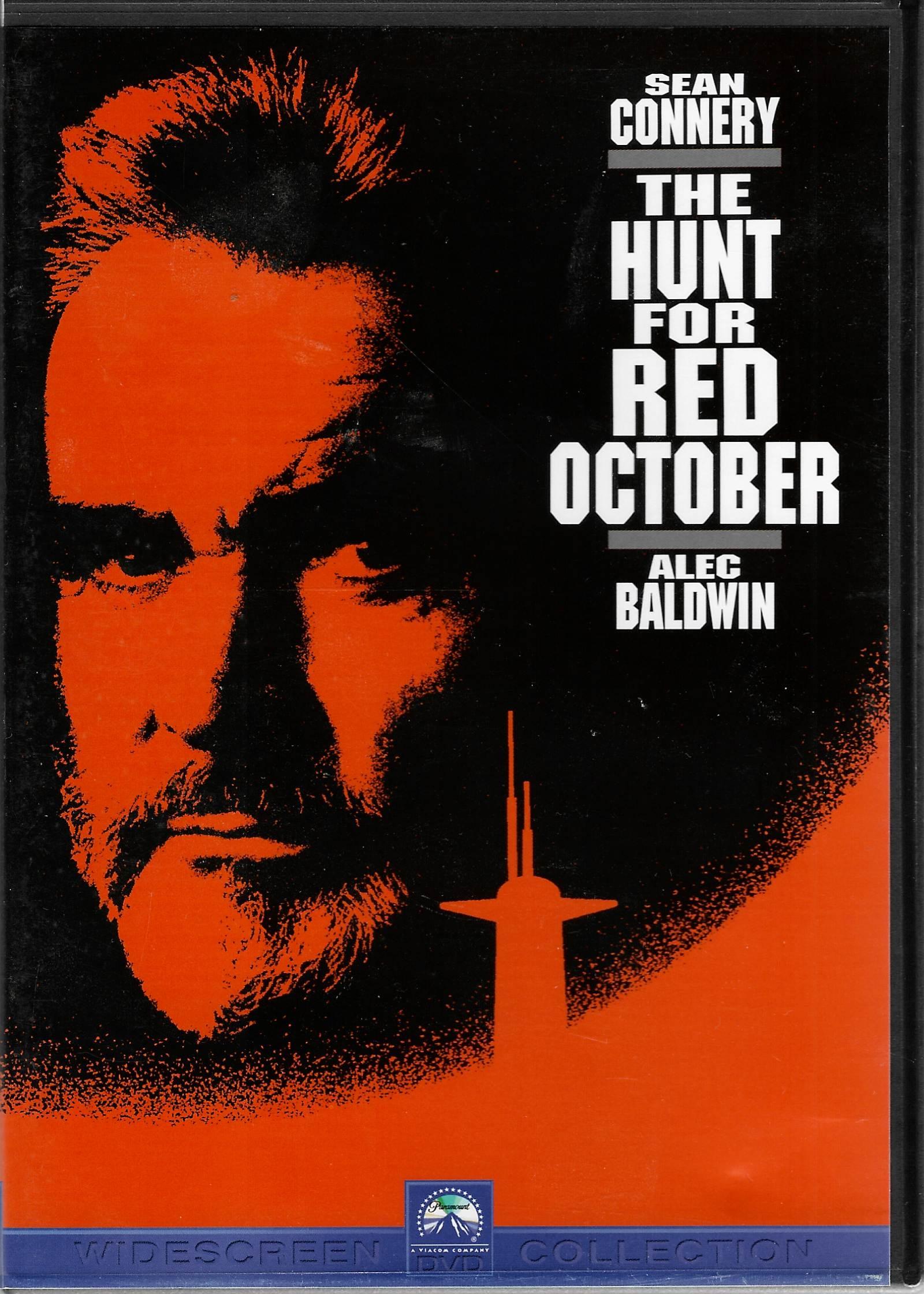 Hon na ponorku /The Hunt for red october ( plast ) DVD