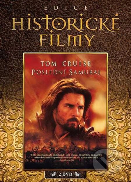 Poslední samuraj - DVD
