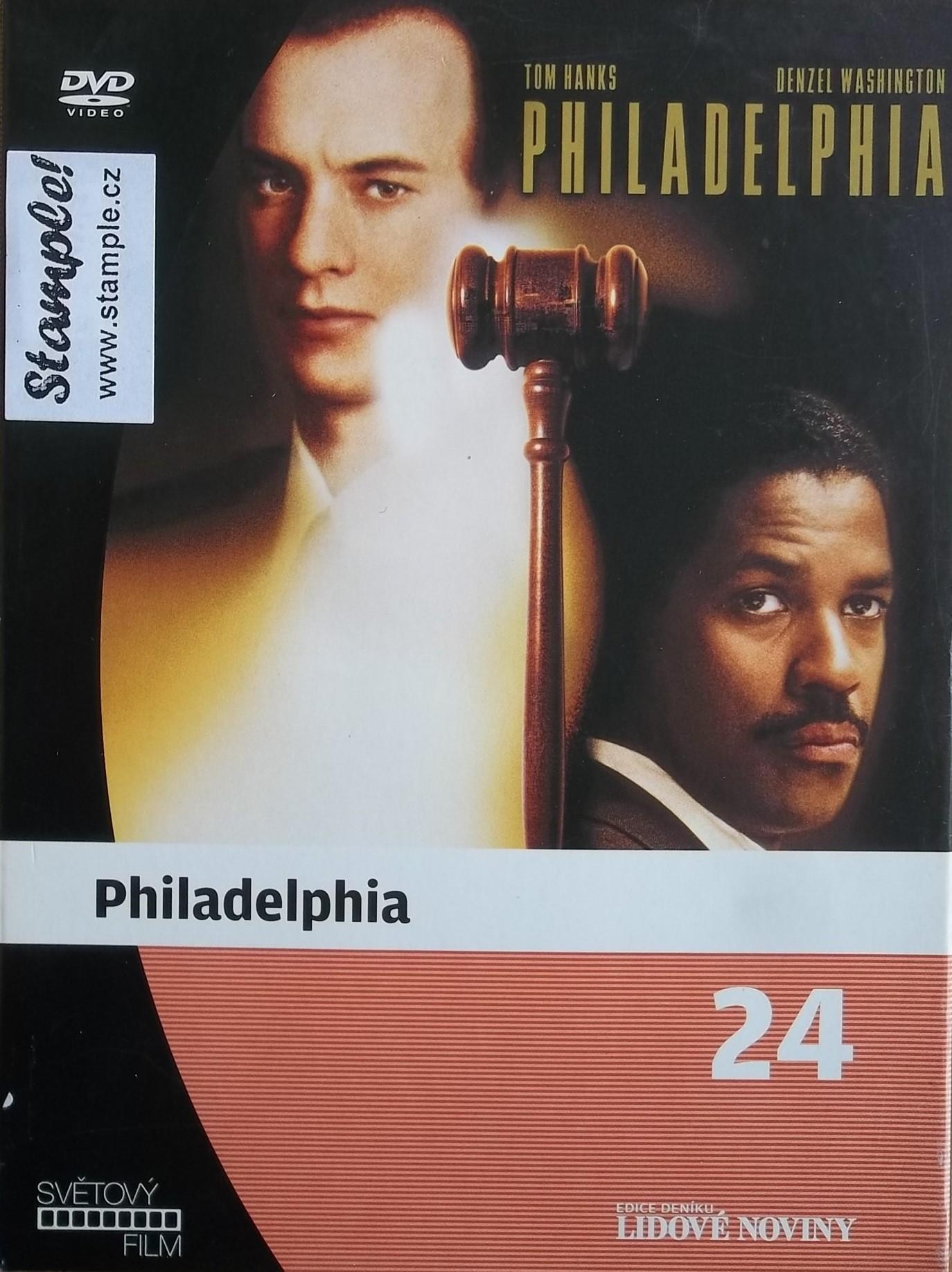 Philadelphia - DVD (digipack)