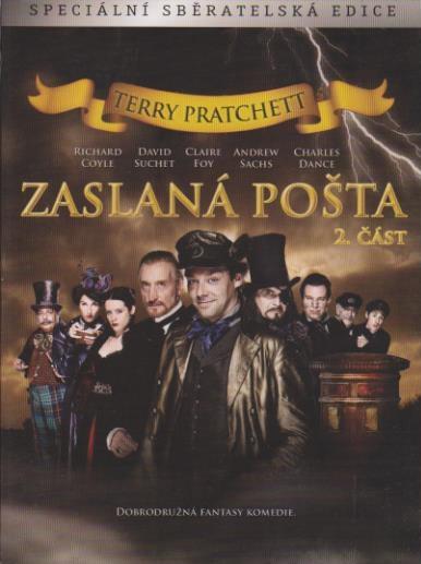 Zaslaná pošta - 2. část - DVD