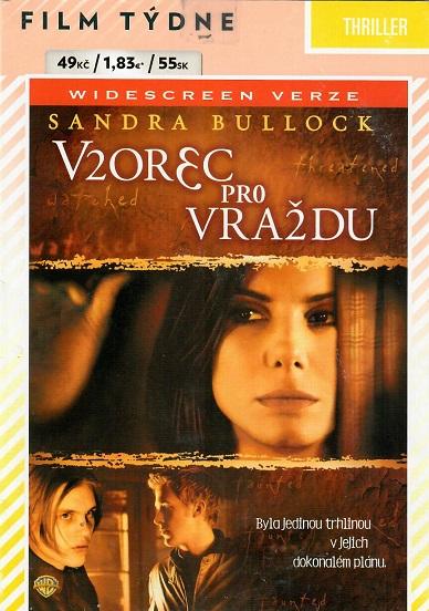 Vzorec pro vraždu ( pošetka ) - DVD