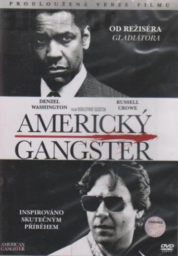 Americký gangster - DVD
