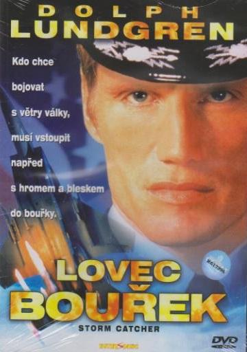 Lovec bouřek - DVD