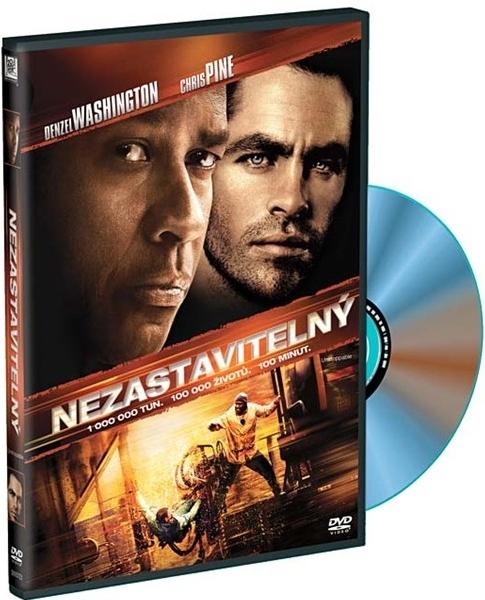 Nezastavitelný - DVD