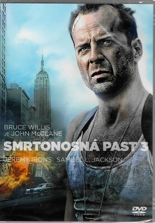 Smrtonosná past 3 ( plast ) DVD