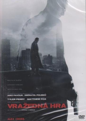 Vražedná hra - DVD