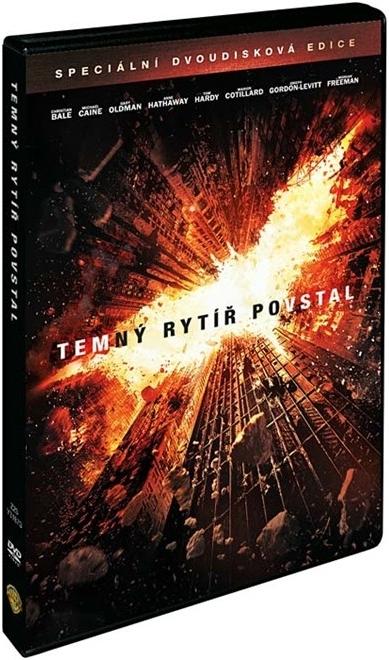 Temný rytíř povstal - DVD