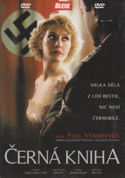 Černá kniha - DVD pošetka