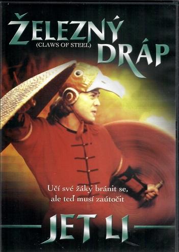 Železný dráp ( plast ) - DVD