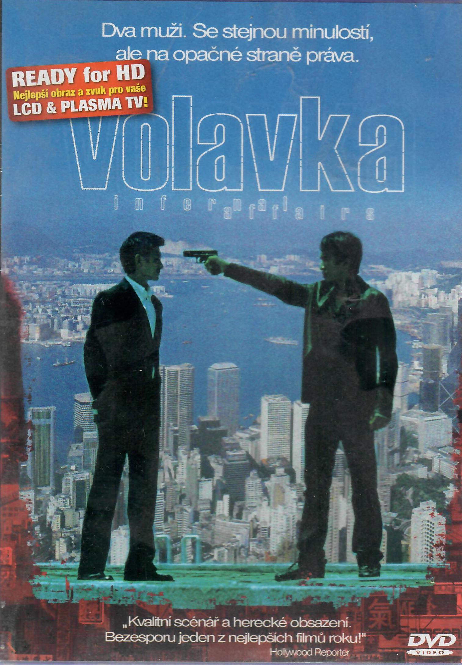 Volavka - DVD