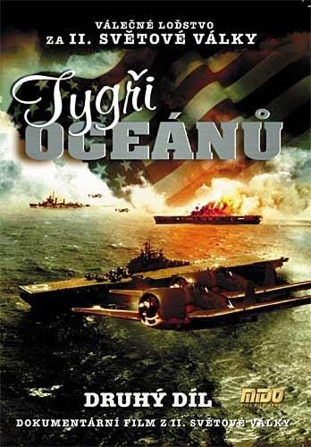 Tygři oceánů II - DVD