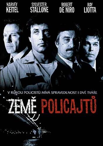 Země policajtů - DVD