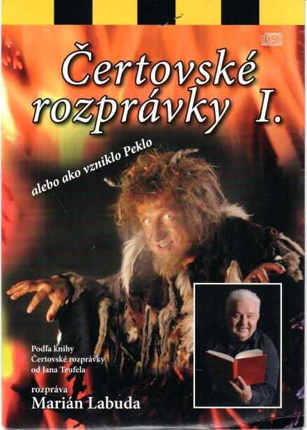 Čertovské pohádky I. aneb jak vzniklo peklo CD