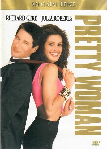 Pretty Woman - plast DVD
