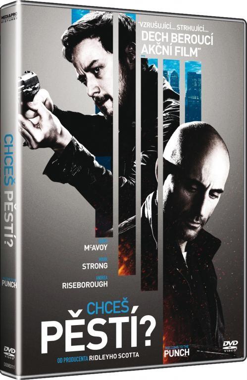 Chceš pěstí? - DVD