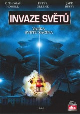 Invaze světů (bazarové zboží) DVD