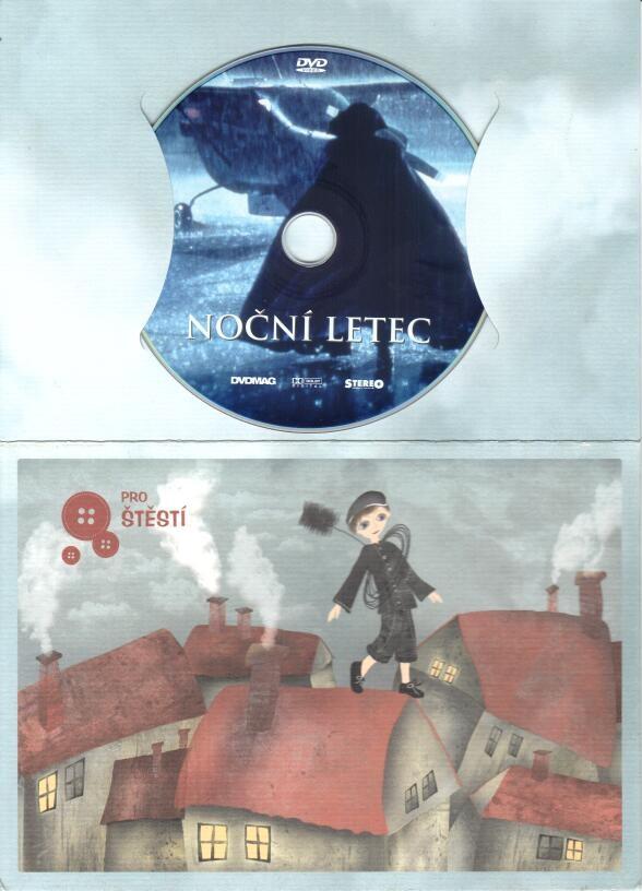 Noční letec - dárkový obal - DVD